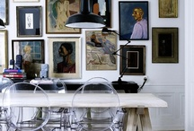 Interiors/Exteriors / by Alexi Wheeler