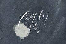Words & Type / by Kelli Murray