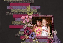 Layouts / Scrapbooking page layouts I like
