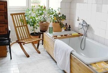Home Sweet Home:  Bathroom / by luvey