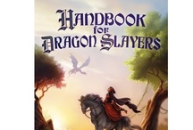 Novel: Handbook for Dragon Slayers / inspiration for the book: http://www.merriehaskell.com/?page_id=370 / by Merrie Haskell