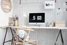 Work Space / by Kelli Murray