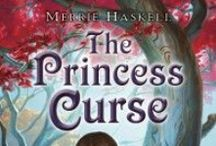 Novel: The Princess Curse / inspiration for the book: http://www.merriehaskell.com/?page_id=10 / by Merrie Haskell