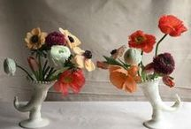 Flower power / by Marilena Rizou Summer Interiors