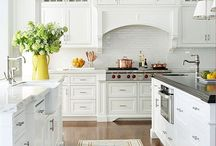 Kitchen Design / Stylish Kitchen Ideas