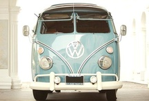 Cool Camper Vans / Join the camper van revolution - from surf to snow these cool campers are the ultimate ride.