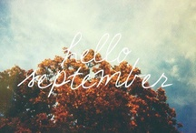 September is a new beginning