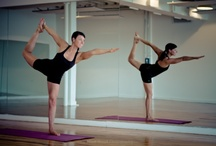 Natarajasana / Lord of the Dance Pose / by Yoga Inspiration