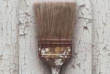 brush or broom
