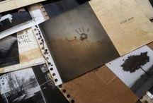 artist journal/sketch book