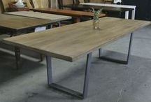 Conference Tables / I build really unusual, hand crafted conference tables