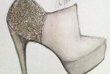 My Illustrations / Fashion and other illustrations made by me