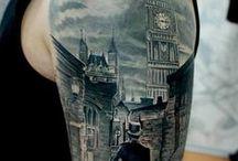Tattoos / by Shea Burnett