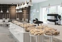 Restaurant design / by Marilena Rizou Summer Interiors