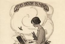 Ex Libris / by Julie Smith Campbell