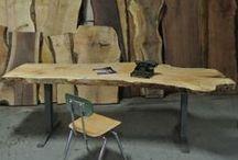Desks and Conference Tables / Lorimer Workshop Desks. Made in Providence RI