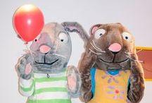 Παιδικό πάρτυ Τικ και Τέλα! / Μερικές ιδέες για να οργανώσετε το τέλειο πάρτυ με τους αγαπημένους ήρωες των μικρών παιδιών, Τικ και Τέλα!