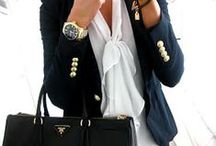 Networking: Dress for the Job / Office appropriate outfits with personality