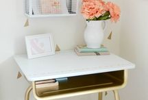 p r e t t y .  o f f i c e . s t u f f / Pretty and functional go hand in hand! Pretty office supplies make work not feel like work!