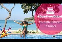 YouTube: Dominique Bennett / New wife, new city, new job - all within a matter of weeks! Follow my journey from Toronto to Dubai with my husband