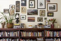 bohemian bookcase