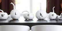 Halloween Kitchen / Spooky DIY ideas for your kitchen this Halloween