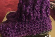 Crochet items I made ❤ما شاء الله