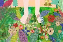 Arts & Patterns / arts, illustrations, patterns
