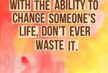 Wise Words / by Rachel Wetzel