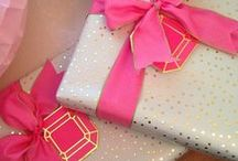 Gift Giving / Creative Wrapping & Gift Ideas