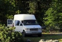 Mobile Lifestyle / RV's, Recreational Vehicles, Camper Vans, Travel, Mobile Lifestyle.
