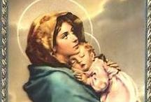 Mother Mary / by Martha Newsom