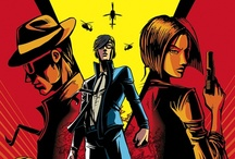 Comic Book Art / Art and illustration for the Comics.