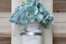Shabby Chic Home Decor / Lovely shabby chic furniture and other inspiring ideas for your home, office, garden or everywhere / by Debbie Patterson (Laughngypsy)