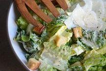 my salad / by Edina Horváth