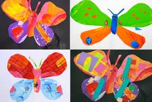 Art Classes for Kids / by Alison Newman