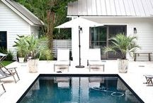 Exteriors + Outdoor Spaces