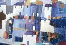 Cityscapes and Buildings / by Alison Newman