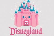 Parc Disneyland / Disneyland Paris / by Emma klh Art