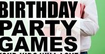 Easy Birthday Party Ideas / Easy and affordable ideas for birthday parties! Great ideas for both kids & adult parties! Find ideas on birthday party themes, food, cakes, games, decorations, invitations, loot bags and more!