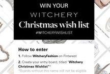 Witchery Christmas Wishlist / #witcherywishlist
