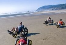 Activities in Cannon Beach / There are so many fun things to do in Cannon Beach!  #CannonBeach #ArchCape #Astoria #Manzanita #Seaside #Warrenton #Oregon #PNW #PacificNorthwest #ColumbiaRiver #Goonies #SandcastleContest #Love #Beach #Summer #Sanctuary #KeepCalm #KidFriendlyVacations #PetFriendlyVacationHomes