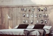 Photos all over / How to organize your photos and decorate your home