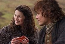 Jamie and Claire - Dragonfly in Amber / Jamie e Claire - Il secondo libro e la seconda stagione TV / by Sirio