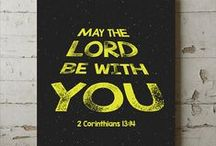 Star Wars VBS 2016 / Ideas for our VBS! / by Aileen Codesal