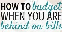 Saving Money / Budgeting Tips / Great tips for saving money, spending less and budgeting! These frugal ideas are sure to help you save money and live within your means!