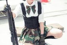 Tactical Schoolgirls