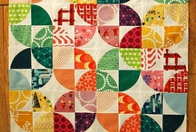 Patchwork inspiration / by Quie