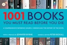 books / by Rachel Elizabeth Millsap