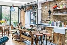 Kitchen lovin / Because everyone likes kitchen pr()n